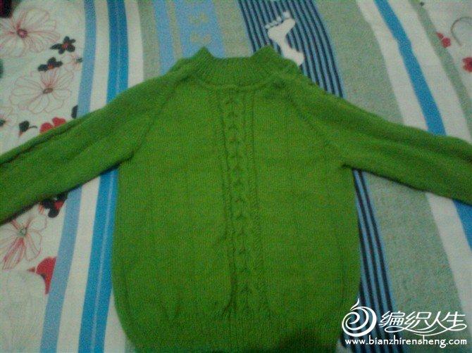 给侄子的毛衣.jpg