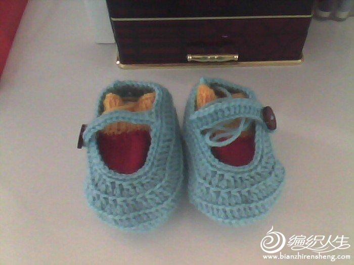 第二双宝宝鞋