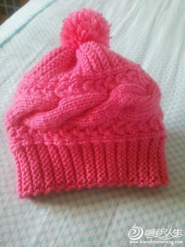 适合刚出生宝宝戴的帽子