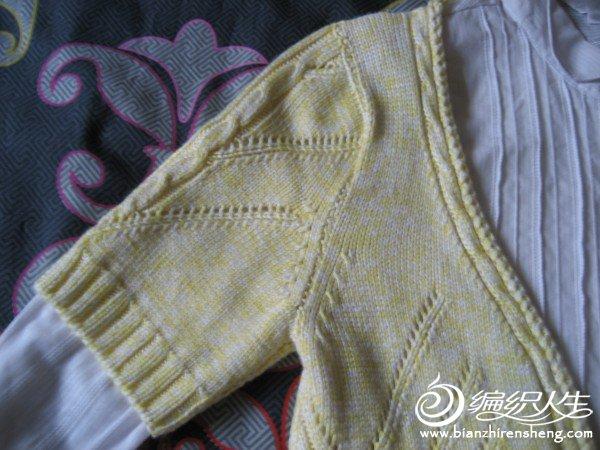 黄色开衫 008.JPG
