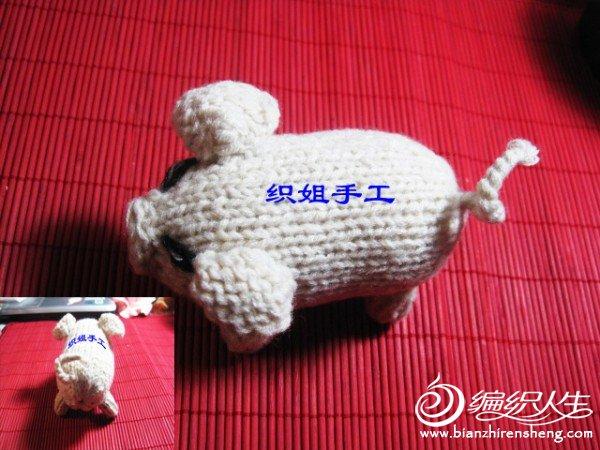 织姐手工--针织小猪 (6).jpg