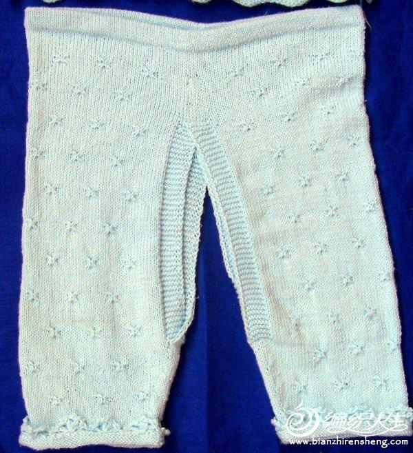 婴儿毛衫套装(裤)