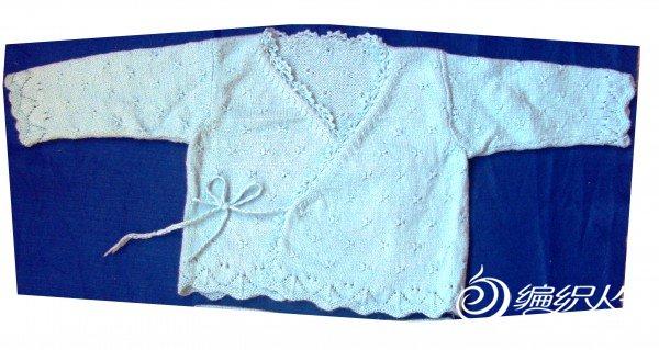婴儿毛衫套装(上衣)