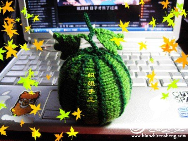 织姐手工--针织西瓜 (11).jpg