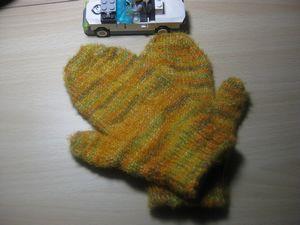 羊绒手套超舒服