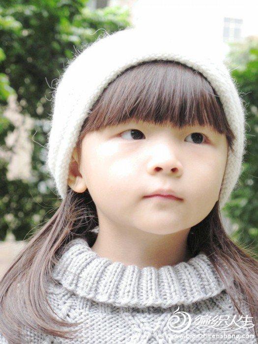 公主的衣橱之时尚披肩式毛衣