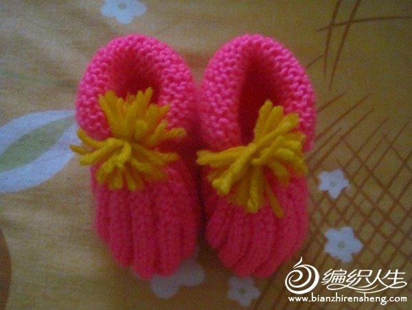 宝宝的鞋子