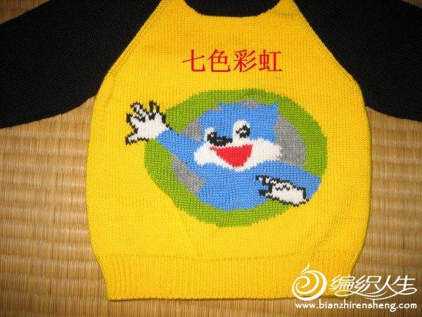 漂亮的儿童毛衣006.JPG