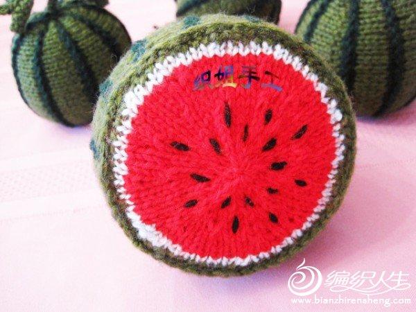 织姐手工--红瓤大西瓜 (9).jpg