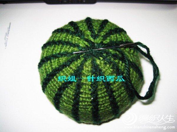 织姐手工--红瓤大西瓜 (13).jpg