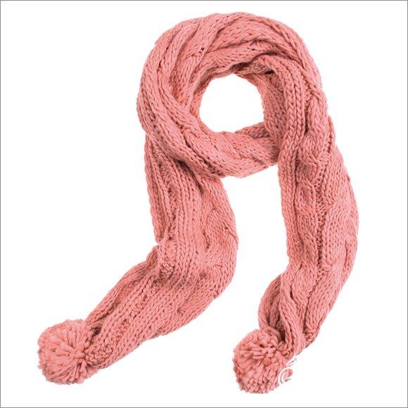 欧莎的一款围巾,觉得很好看哦