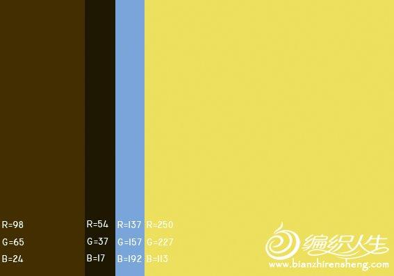 颜色的协调配置 图集 (9).jpg