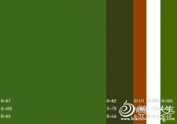 颜色的协调配置 图集 (41).jpg