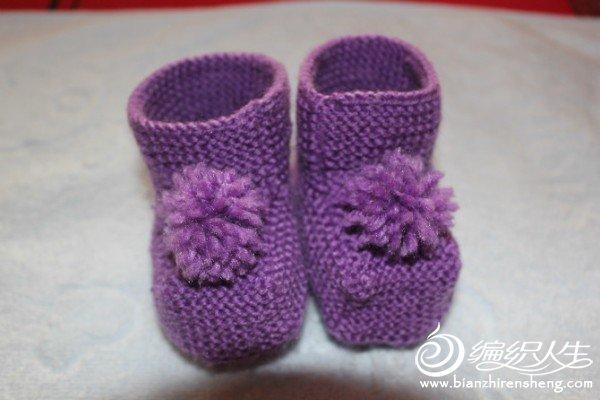 六角花短靴 鱼鳞纹短靴 钩的鱼鳞短靴鞋 段然鄂纹鱼短靴 短靴棉鞋