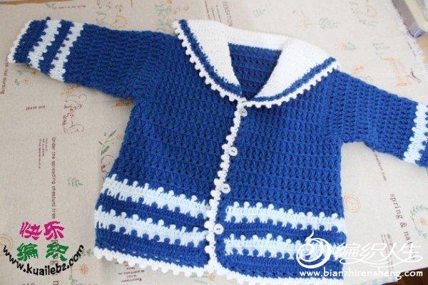 [宝宝上衣] 给小宝的礼物--帽子上衣加裤子(10楼有图解!)   [复制链接].jpg