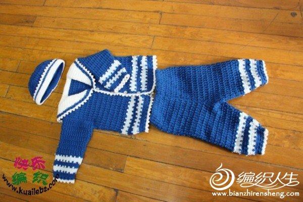 [宝宝上衣] 给小宝的礼物--帽子上衣加裤子(10楼有图解!)   [复制链接]  2.jpg