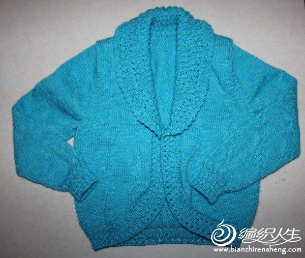 刚刚完工的毛衣和围巾 003.jpg