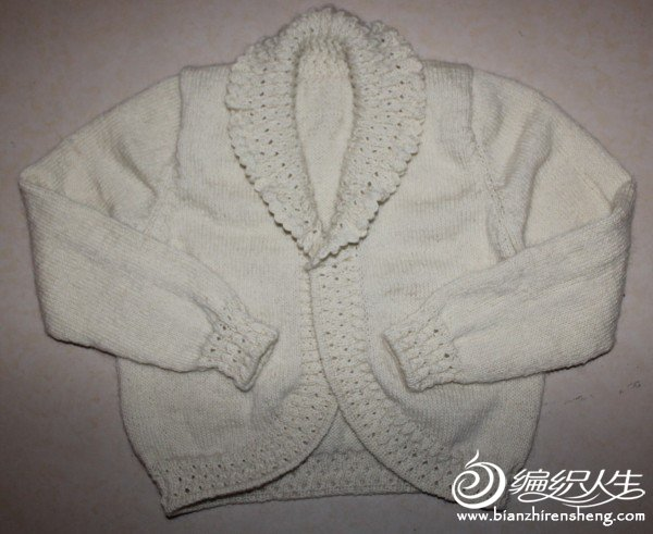 刚刚完工的毛衣和围巾 004.jpg