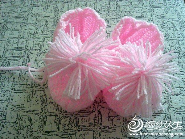 粉红色小鞋