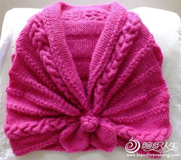 粉色小披肩.JPG