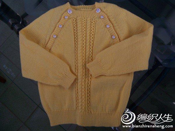 这个棉线用线还挺省的,一件小衣衣三两都没用完