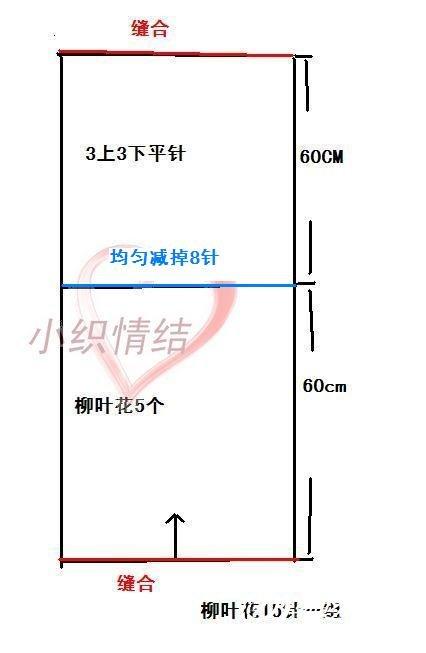 柳叶花围巾图解1.jpg