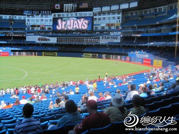织姐拍摄---多伦多棒球现场赛 (4).jpg