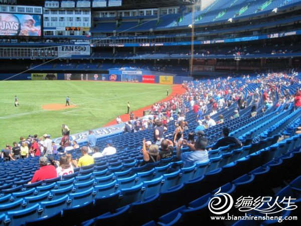 织姐拍摄---多伦多棒球现场赛 (8).jpg