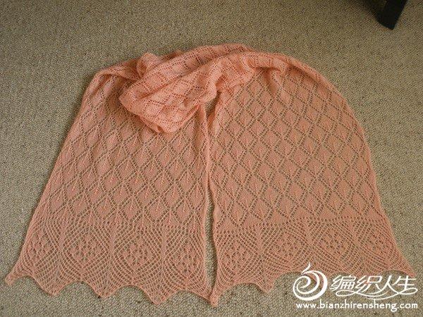 肉粉色披肩围巾1.jpg
