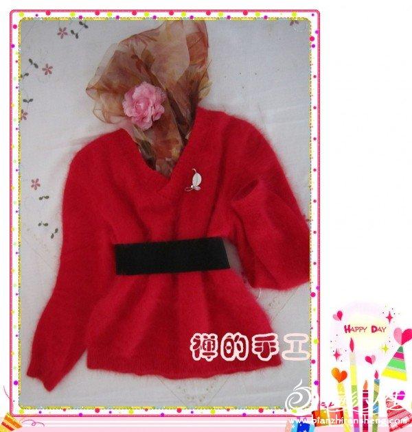 红色水貂绒毛衣1.jpg