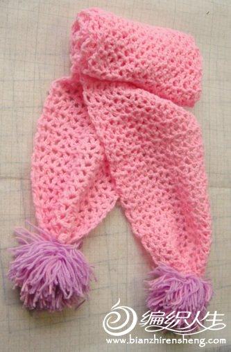 粉红公主围巾1.jpg