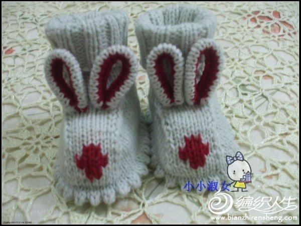 小兔宝宝鞋