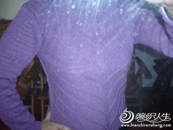 紫衣上身效果.JPG