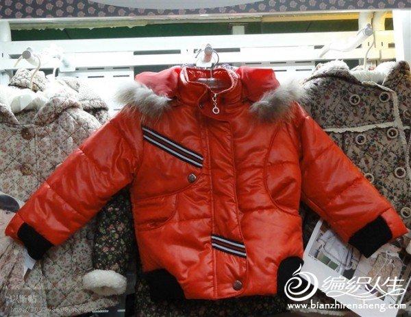 10268 红色(女童棉服.jpg