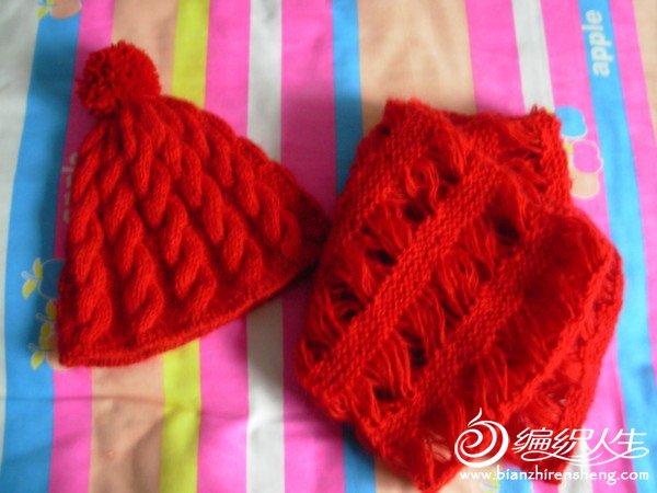 帽子、围巾