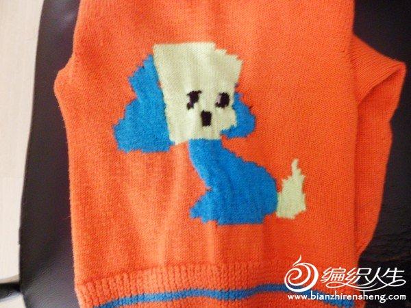 依可爱编织马甲