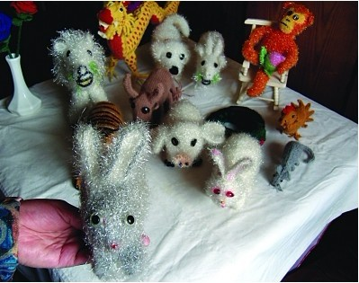 十二生肖龙的编织方法