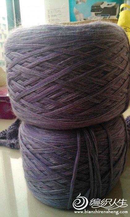 45元一斤棉线里面加里一根马海毛