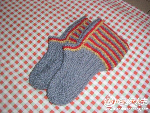 灰色袜套.JPG