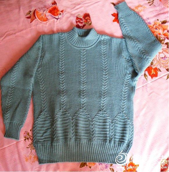 羊绒毛衣2-1