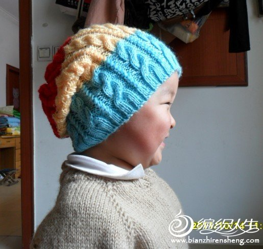 儿子的帽子.jpg