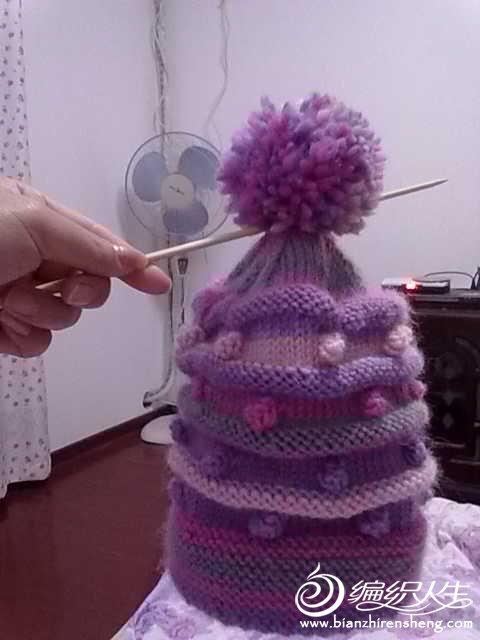 小女孩的帽子
