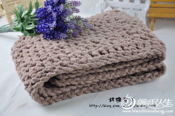 织围巾粗线怎么接线