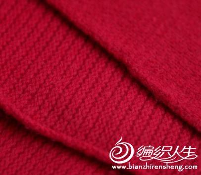 大红围巾1