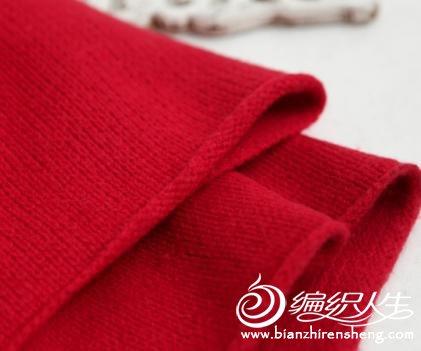 大红围巾2