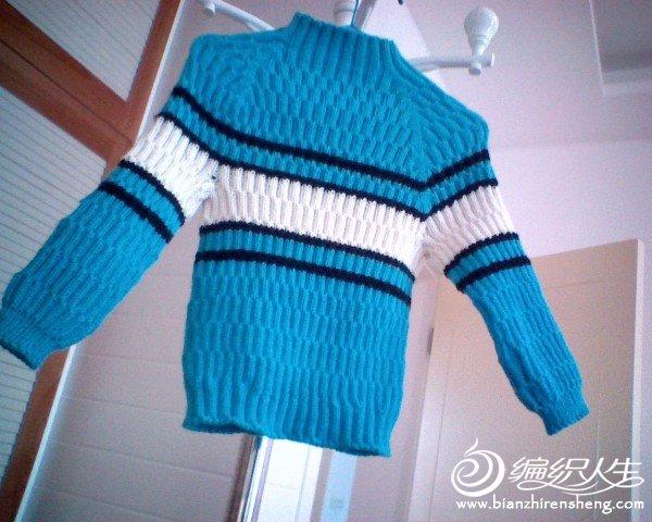 这是宝宝的毛衣