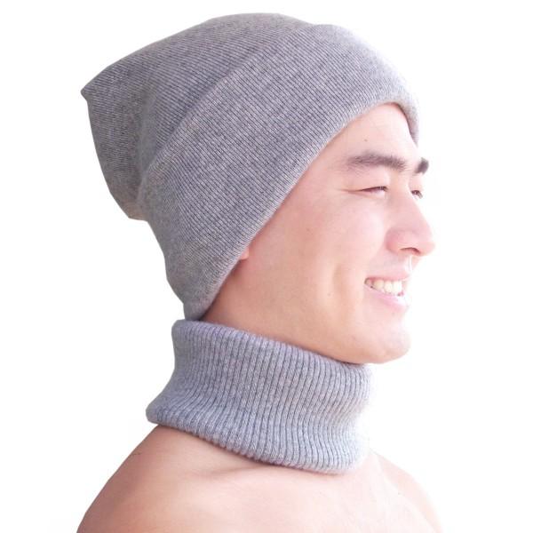 纯山羊绒线 机织羊绒帽