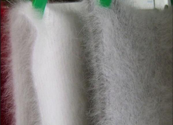 一品哈娜 长毛水貂绒 机织手编貂绒毛线
