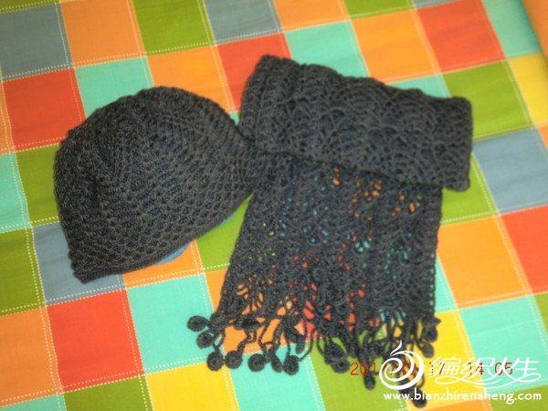 围巾和帽子