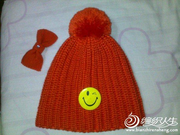 漂亮的帽子与发卡